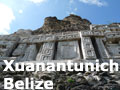 Mayan ruin in Belize