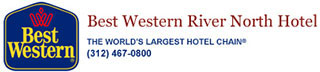 Centrally located near Chicago attractions, the Best Western offers comfortable rooms and free parking