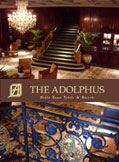 The Adolphus, an historic gem in Dallas
