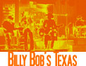 Get your cowboy on at Billy Bob's of Texas