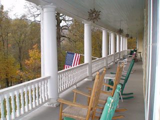 Read about our feature on the Balsam Inn in the North Carolina mountains
